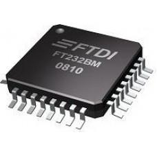 Микросхема FT232RL, преобразователь интерфейса USB-UART
