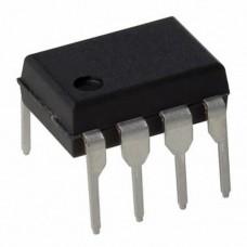 Микросхема CA3140EZ, операционный усилитель с полевым входом, выход  на биполярных транзисторах, 4.5МГц