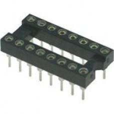 DS1001-16, (SCSM-16),  Панелька цанговая узкая