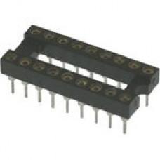 DS1001-18, (SCSM-18),  Панелька цанговая узкая