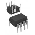 STRA6252, микросхема SMPS, упpавления, MOSFET 650В 3А, (DIP-7)