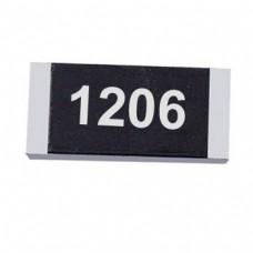 0 Ом, Резистор SMD 1206