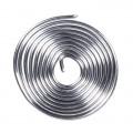 ПОС 61 0.8 мм спираль 20гр, Припой с канифолью