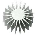 Радиатор, D=36 мм  H=15 мм
