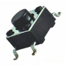 Тактовая кнопка 6х6х5, SMD, KFC-A06-HA,