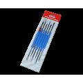 Набор инструмента для пайки, (6 предметов), (ZD-151)
