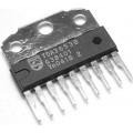 TDA3653B, драйвер управления кадровой разверткой ТВ