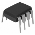 TEA1521P, SMPS сх. упpавления, MOSFET 650В 0.125А, Fmax=200кГц, Pout=4.5Вт