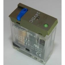 607-2CC-DM-4 24VDC, Реле электромагнитное