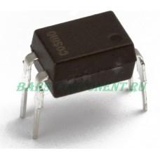 KP4010D, оптопара транзисторная