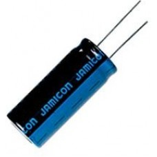 1 мкф 100в, конденсатор электролитический, ТК 105°, 5х11