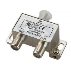 Делитель, ТВх2 под F разъем 5-1000 МГц