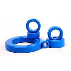 Кольцо ферритовое, R 22.1 x 13.7 x 6.35, N30