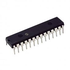 Микроконтроллер ATMEGA168-20PU, Микроконтроллер 8-бит AVR, DIP28