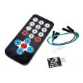 HX1838, ИК пульт дистанционного управления для Ардуино (комплект)