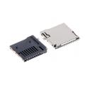 Держатель micro SD-карты, 9 пиновый