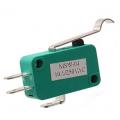 MSW-04,  микропереключатель с планкой, 5А 250В