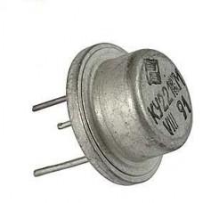КУ221ЕМ, тиристор кремниевый, диффузионный, незапираемый, импульсный