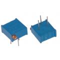 100 кОм, 10%,  3296P, подстроечный резистор