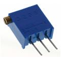 2.2 кОм, 10%,  3296X, подстроечный резистор