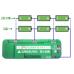 Зарядно/разрядное устройство, для трех батарей 18650, 20 А