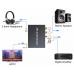 Цифро-аналоговый преобразователь аудио-сигнала, HDMI - SPDIF, коаксиальный, RCA, 3.5 мм