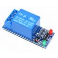 Модуль релейный для управления бытовой техникой, питание 5В, нагрузка 10А