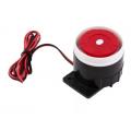 Сирена для домашней и офисной сигнализации, 12В, 110 dB