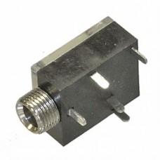 CKX3-3.5-05,  гнездо джек на плату, 3,5 мм
