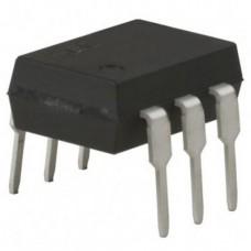 MOC3023, оптопара с симисторным выходом 1А 400В