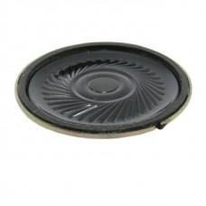 Динамик  DXI40N-A, 30 Ом, 0.5Вт диаметр 40мм