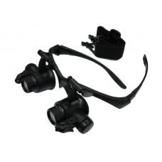 LP-9892G, очки монтажные, с подсветкой