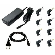 TD-403, адаптер питания для ноутбуков, 9.5-20В, 40Вт, 8 разъемов