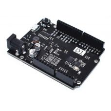 Wi-Fi UNO, на основе ESP8266, совместимость с IDE ESP8266 + 32 МБ flash